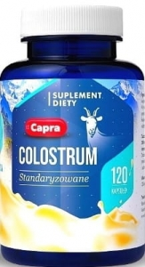 COLOSTRUM CAPRA HEPATICA 120 k