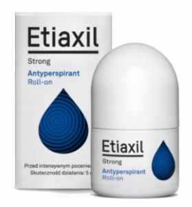ETIAXIL STRONG ANTYPERSPIRANT ROLL ON 15 ML