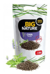 NASIONA CHIA 1 KG BIG NATURE