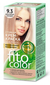 FITO COLOR NATURALNA FARBA WŁOSY PERŁOWY BLOND 9.3 1OP.