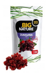 ŻURAWINA CIĘTA 150 G BIG NATURE