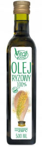 LOOK FOOD OLEJ RYŻOWY DO SMAŻENIA 500 ML
